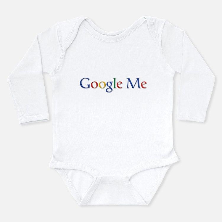 Google Me Tshirt Design Body Suit