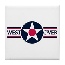Westover Air Force Base Tile Coaster