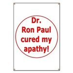 Ron Paul cure-3 Banner