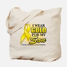 Gold For My Son 2 Tote Bag