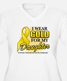 Gold For My Daughter 2 T-Shirt
