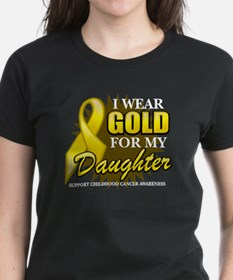 Gold For My Daughter 2 Tee