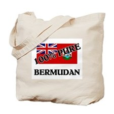100 Percent BERMUDAN Tote Bag