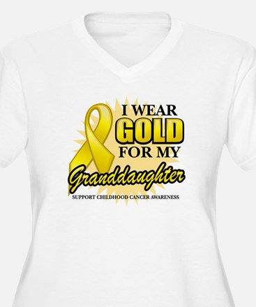 Gold For My Granddaughter T-Shirt
