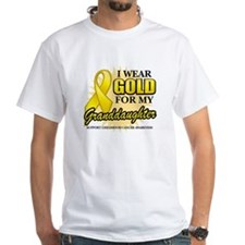 Gold For My Granddaughter Shirt