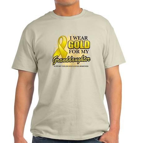 Gold For My Granddaughter Light T-Shirt