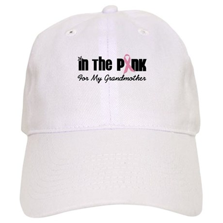 InThePink For Grandmother Cap