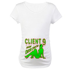 Client 9 From Outer Space Shirt