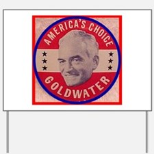 Goldwater-1 Yard Sign