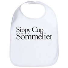 Sippy Cup Sommelier Bib