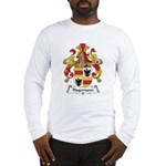 Hagemann Family Crest Long Sleeve T-Shirt
