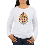 Hagemann Family Crest Women's Long Sleeve T-Shirt