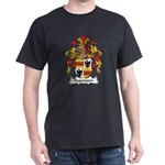 Hagemann Family Crest Dark T-Shirt