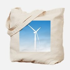 Turbine Wind Power Energy Tote Bag