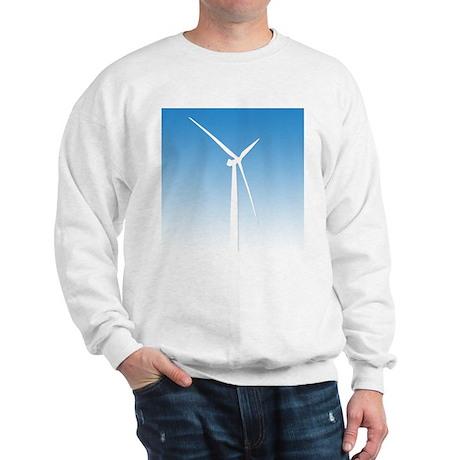 Turbine Wind Power Energy Sweatshirt