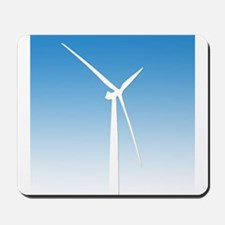 Turbine Wind Power Energy Mousepad