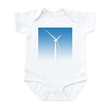 Turbine Wind Power Energy Infant Bodysuit