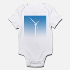 Turbine Wind Power Energy Infant Bodysuit