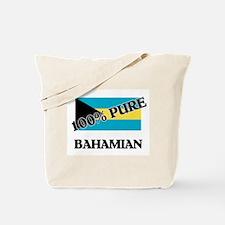 100 Percent BAHAMIAN Tote Bag