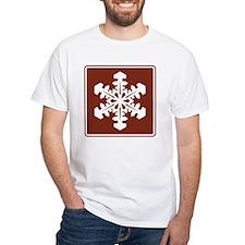 Winter Recreation Area Sign Shirt