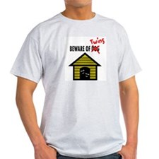 Beware of Twins T-Shirt