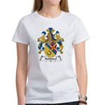 Hablutzel Family Crest Women's T-Shirt