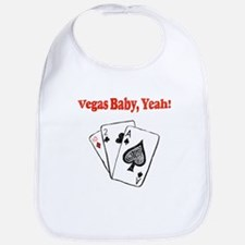 Vegas baby, Yeah! Bib