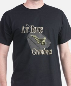 Jet Air Force Grandma T-Shirt