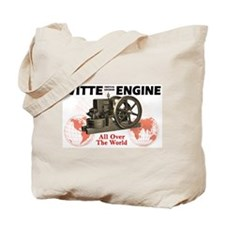 Witte Tote Bag