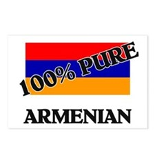 100 Percent ARMENIAN Postcards (Package of 8)