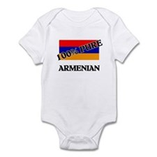 100 Percent ARMENIAN Infant Bodysuit