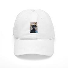 Chocolate Labrador Baseball Cap