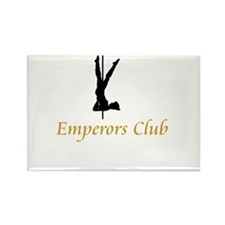 Emperors Club Rectangle Magnet
