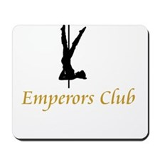 Emperors Club Mousepad