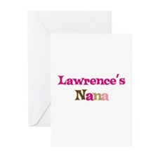 Lawrence's Nana Greeting Cards (Pk of 10)