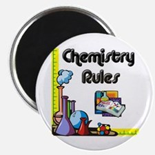 """Chemistry rules 2.25"""" Magnet (10 pack)"""