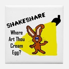 Shakeshare Tile Coaster