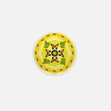 3rd Chakra Mini Button
