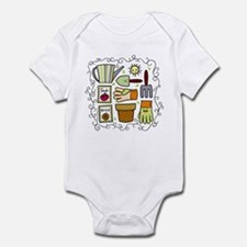 Gardeners' Supplies Onesie