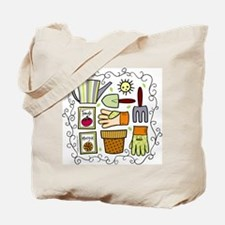 Gardeners' Supplies Tote Bag