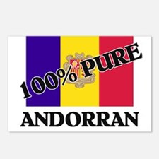 100 Percent ANDORRAN Postcards (Package of 8)