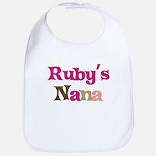 Ruby's Nana Bib