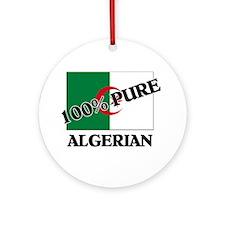 100 Percent ALGERIAN Ornament (Round)