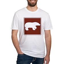 Bear Viewing Area Sign Shirt