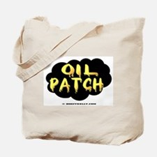 Oil Patch Tote Bag
