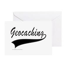 GEOCACHING Greeting Card