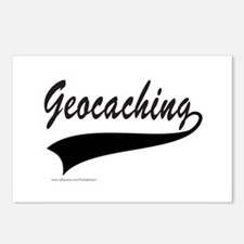 GEOCACHING Postcards (Package of 8)