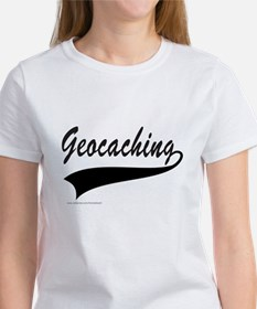 GEOCACHING Women's T-Shirt