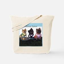 Cairn Terrier Tennis Tote Bag