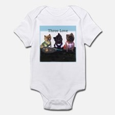Cairn Terrier Tennis Infant Bodysuit